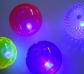 Bolas de luz
