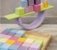Taulons pastel per l'arc de sant martí Waldorf
