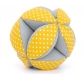 Pelota Montessori amarilla