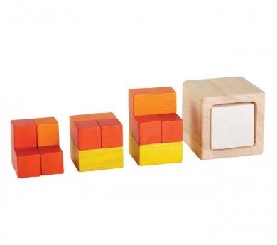 Cubo y fracciones