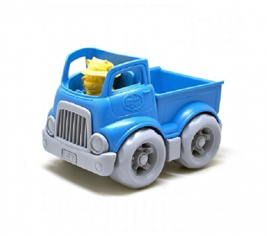 Camió de càrrega de plàstic reciclat