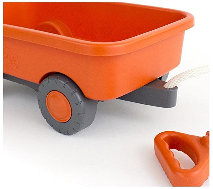 Carro vagó de plastic reciclat