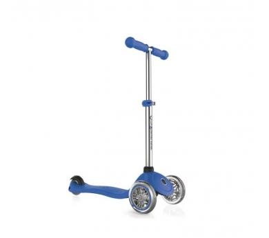 Patinete de 3 ruedas Globber azul navy