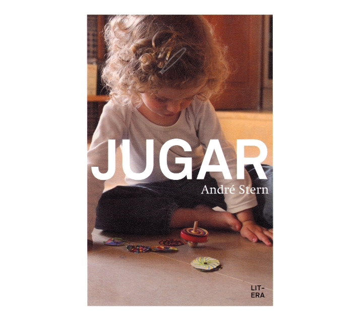 "Llibre Andrè Stern ""Jugar"""