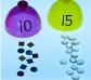 Doms translúcids de colors
