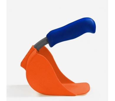 Pala excavadora LEPALE naranja