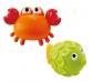 2 joguines d'esquitxar per a la banyera