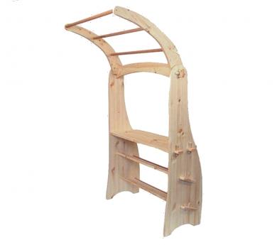 Estructura de Juego con arco