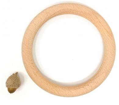 Anella de fusta Ø 8 cm.