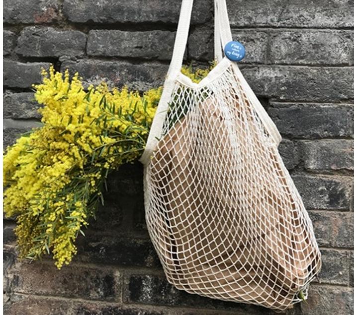Bolsa de red Fun Bag natural