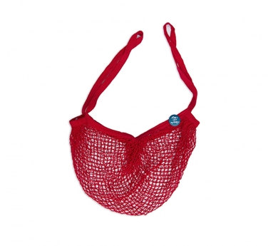 Bolsa de red Fun Bag  roja
