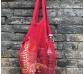 bossa de xarxa fun bag vermella