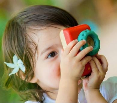 Càmera de fotos de joguina
