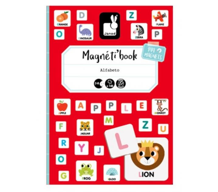 Joc de lecto escriptura Magnetibook