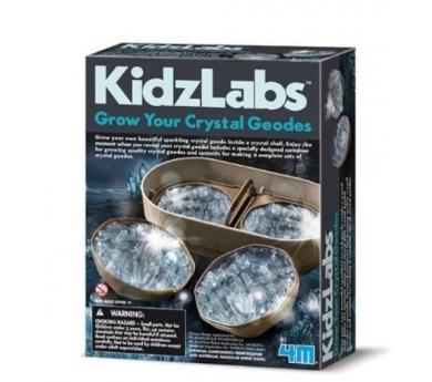 Set per fer 2 geodes de cristall