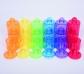 18 pots translúcids amb tapa