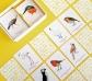 Juego de memoria Aves del mundo