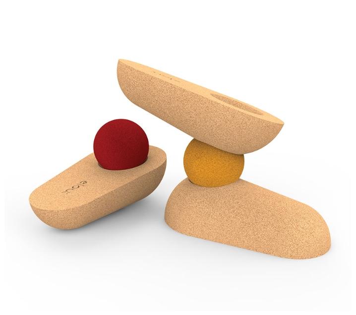 Rompecabezas tridimensional Pebbles