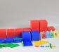 Base 10 de plàstic per encaixar 198 peces