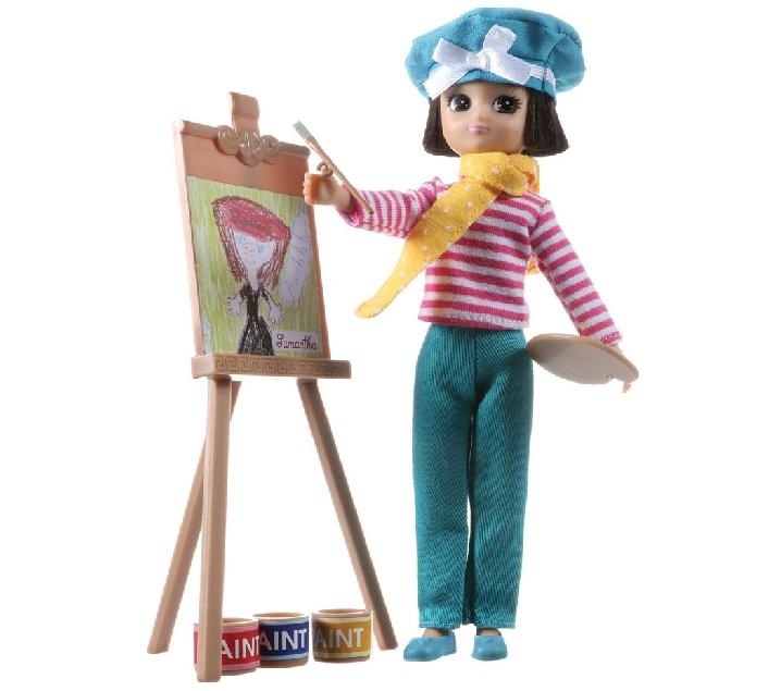Lottie artista