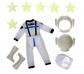 Vestit d'astronauta per les lotties