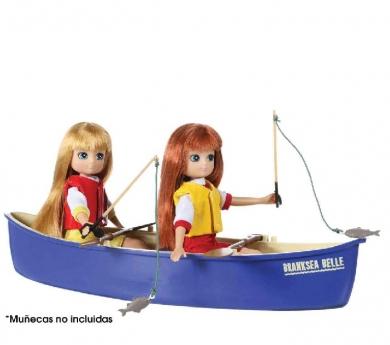 Set de juego Aventura scouten canoa para Lotties