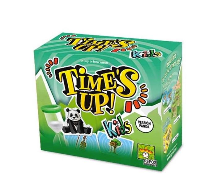Time's Up Kids 2 versió panda