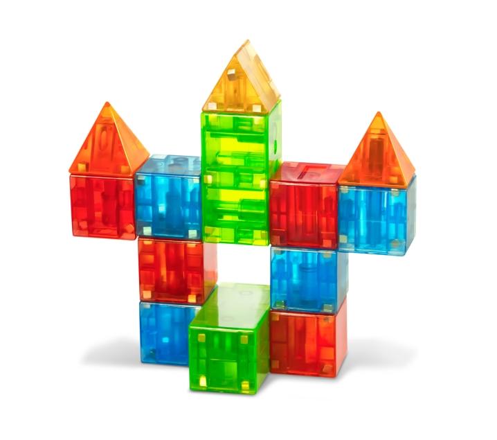 Magna Cubix 19 piezas