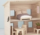 Habitació matriomonial per a la caseta Holdie
