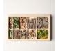 Bandeja para piezas sueltas de madera contrachapada