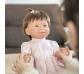 Nina amb síndrome de Down bruna
