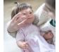 Muñeca con síndrome de Down morena