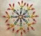 36 Piezas sueltas para Mandala gotas de agua