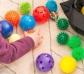 20 pelotas sensoriales