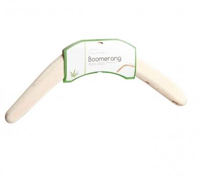 Boomerang de fusta