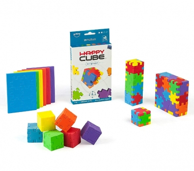 Happy cube classic 6 cubos