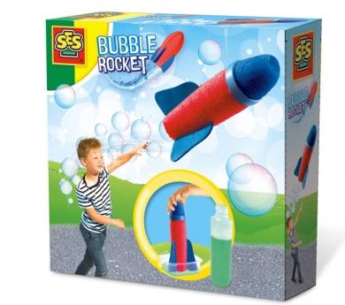 Cohete de burbujas