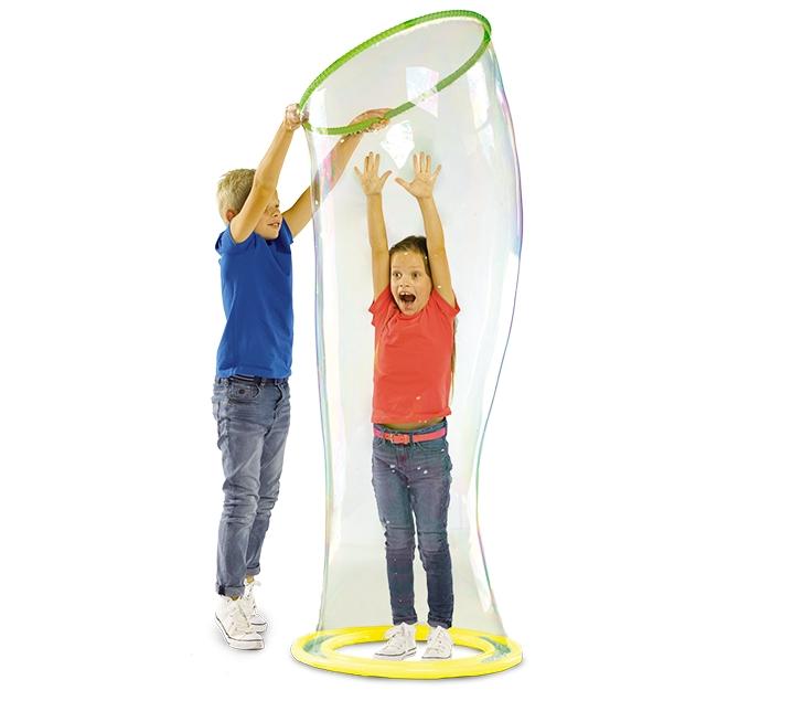Atrapados en una mega burbuja