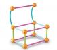 Construcción con conectores en 2 y 3 dimensiones