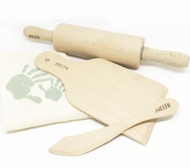 Estris de fusta per moldejar