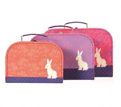 Conjunt de 3 maletes del conill