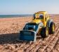 Tractor articulado gigante