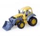 Tractor articulat gegant