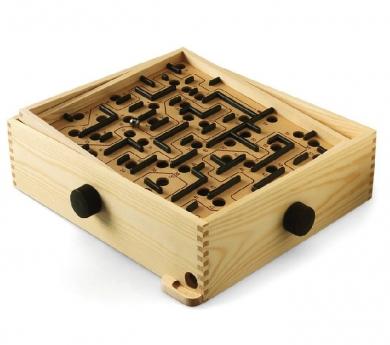 Laberint de fusta