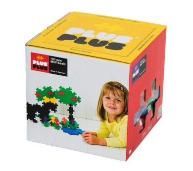 Plus Plus midi basic 50 piezas