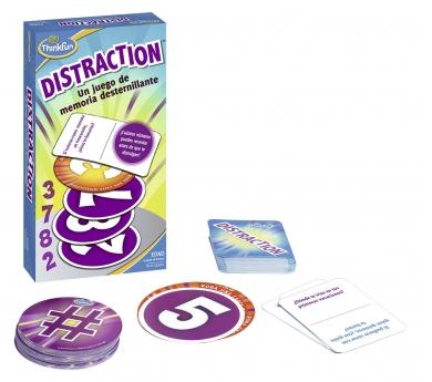 Juego de memoria Distraction