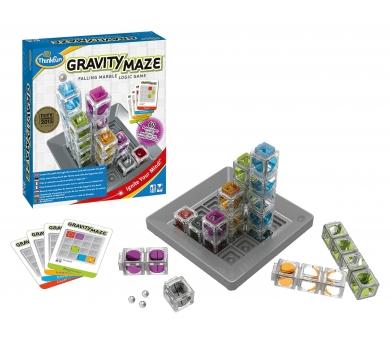 Laberint de bales Gravity Maze