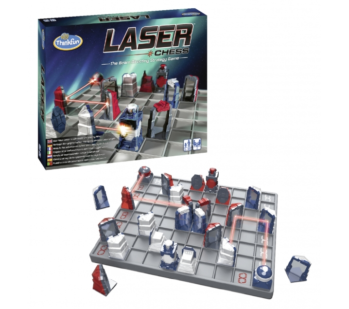 Juego de estrategia Laser Chess