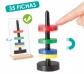 Apilable magnético con fichas de actividades