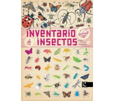 Inventari il·lustrat d'insectes